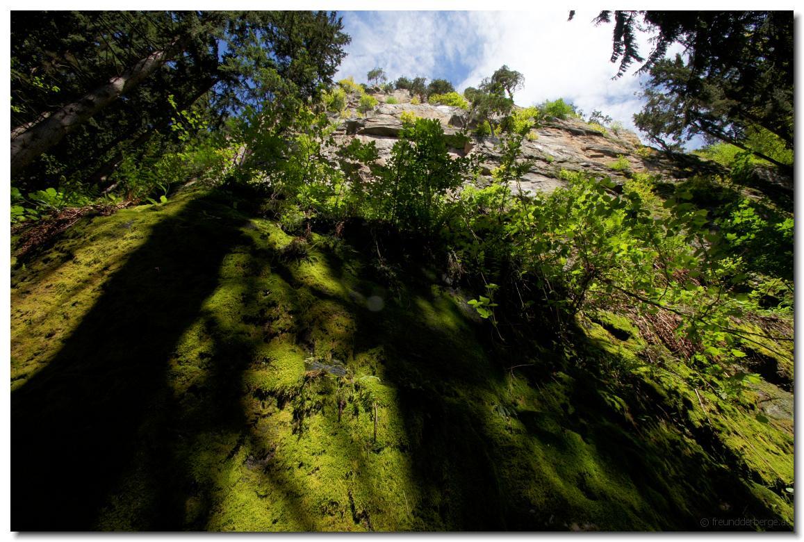 Klettersteig Falkert : Av radenthein klettersteig falkert alternative zu